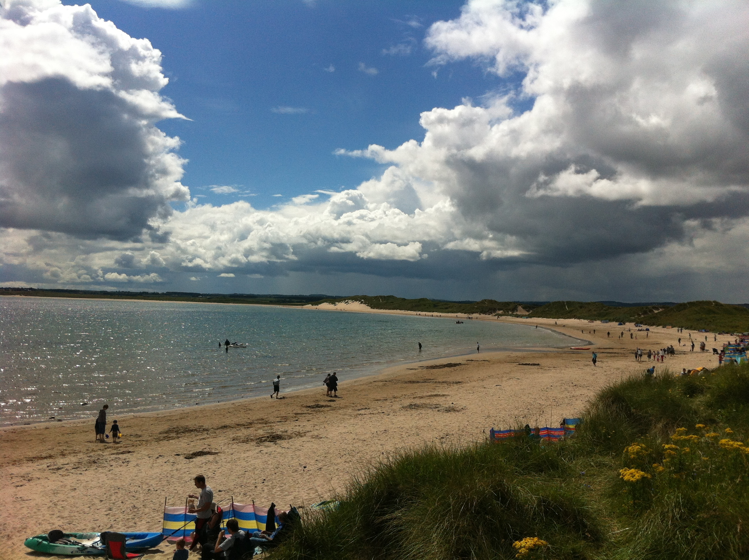 Beadnell Surf Check