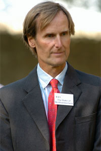 The Duke of Northumberland
